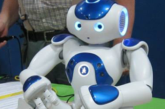 STEAM robot