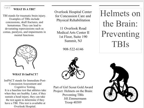 helmet-brochure